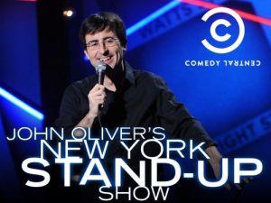 John Oliver's NY Stand Up Show
